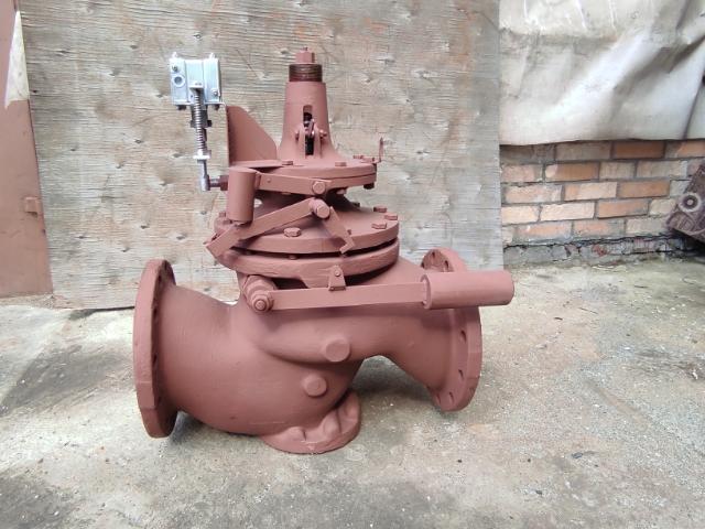 Предохранительный клапан ПКЭ-200