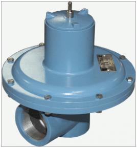 Пружинный сбросной клапан ПСК-50Н алюминий