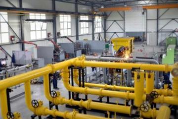 производство промышленного газового оборудования