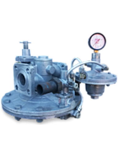 Регулятор давления газа РДБК1 25