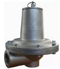 Пружинный сбросной клапан ПСК-50В алюминий