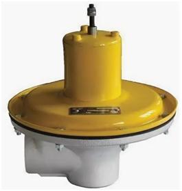 Пружинный сбросной клапан ПСК-50C алюминий