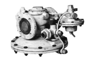Регулятор давления газа РДБК1 50 25